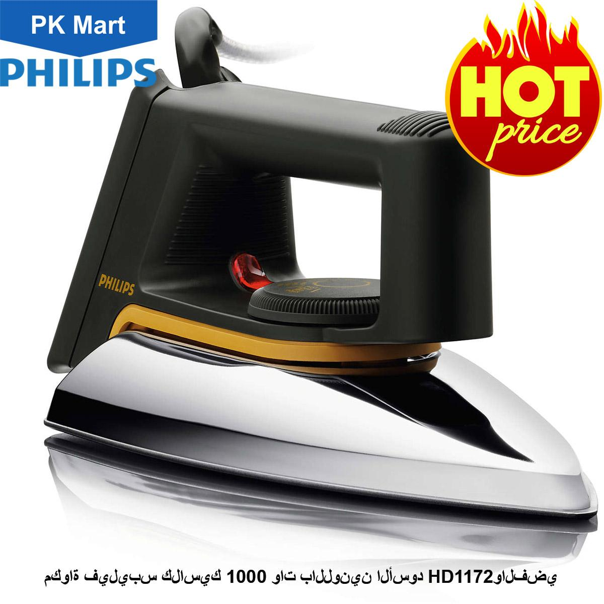 Bàn ủi khô indonesia Philips HD1172