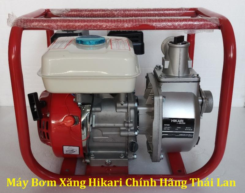 Máy bơm nước chạy xăng Thái Lan Hikari