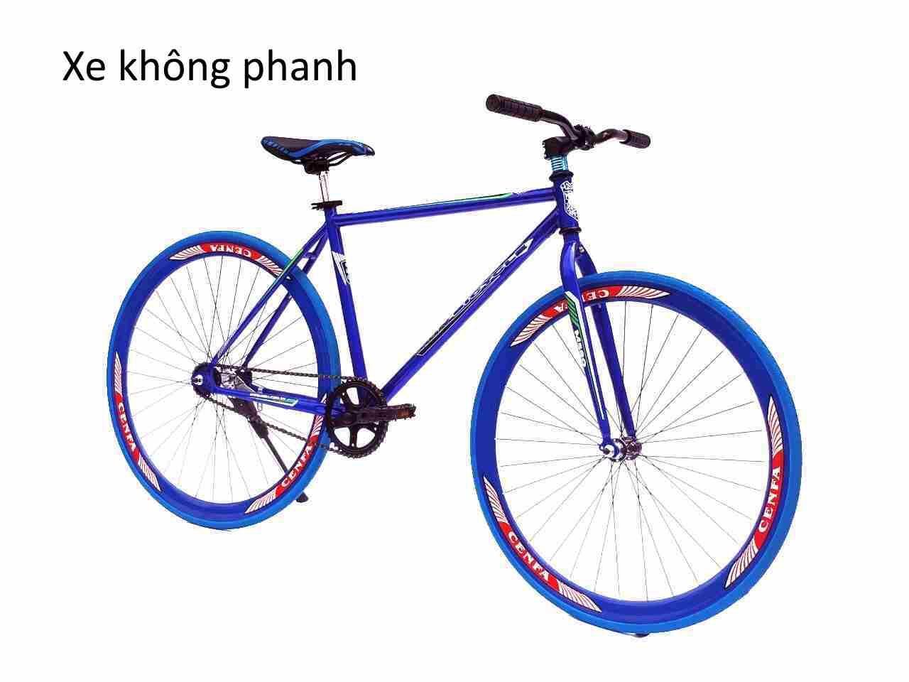 XE ĐẠP KHÔNG PHANH F4-01