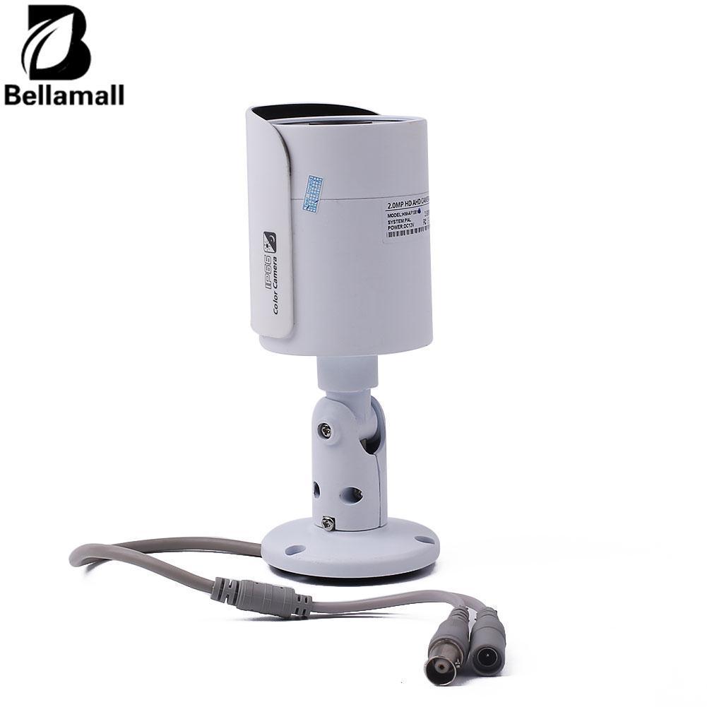 Bellamall:HD CCTV Security Camera Video 3.6MM Len Electronic Shutter Home Surveillance - intl