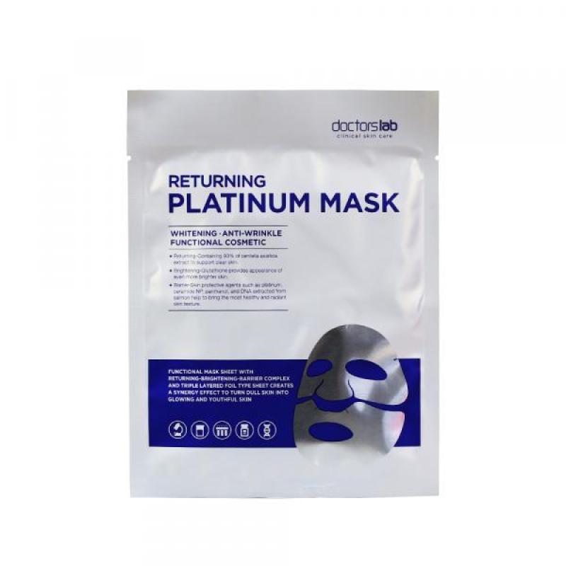 Set 4 Miếng Mặt Nạ Returning Platinum Mask nhập khẩu