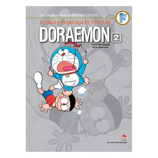 Mua Fujiko F. Fujio Đại Tuyển Tập - Doraemon Truyện Ngắn - Tập 2