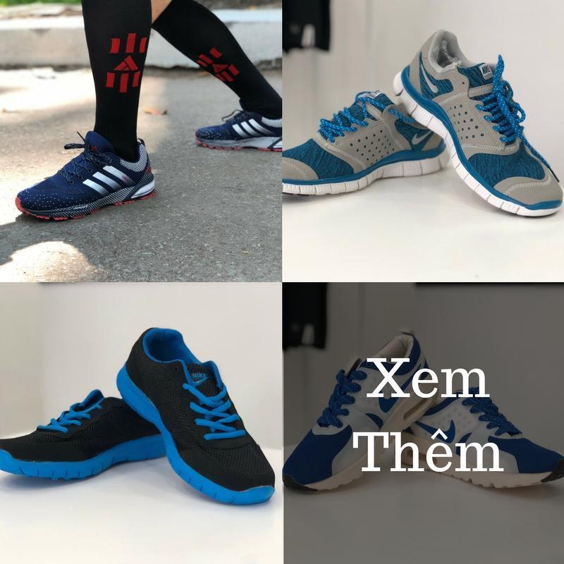 Giày thể thao đồng size 41-42