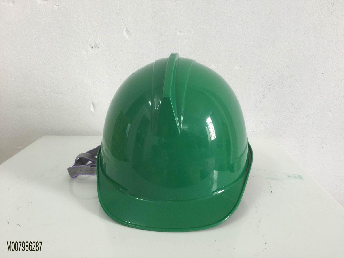 Mũ bảo hộ Hàn Quốc STOP màu xanh green