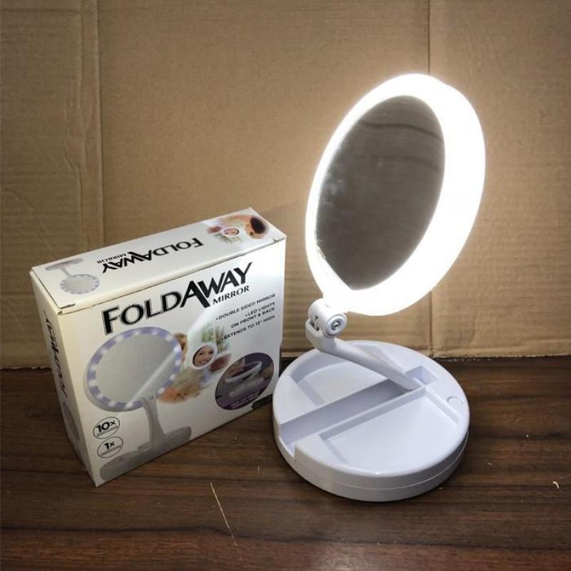 Gương trang điểm có đèn led-Gương trang điểm
