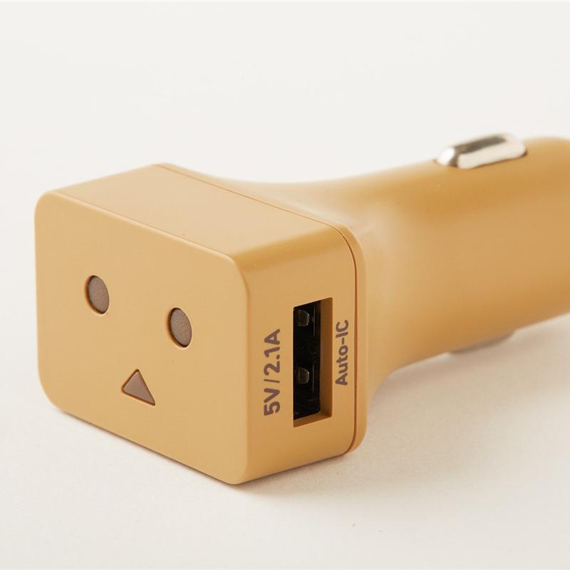 Pin sạc dự phòng Nhật Bản bền đẹp cheero Danboard Car Charger (Quick Charge 3.0) CHE-312 – Review và Đánh giá sản phẩm