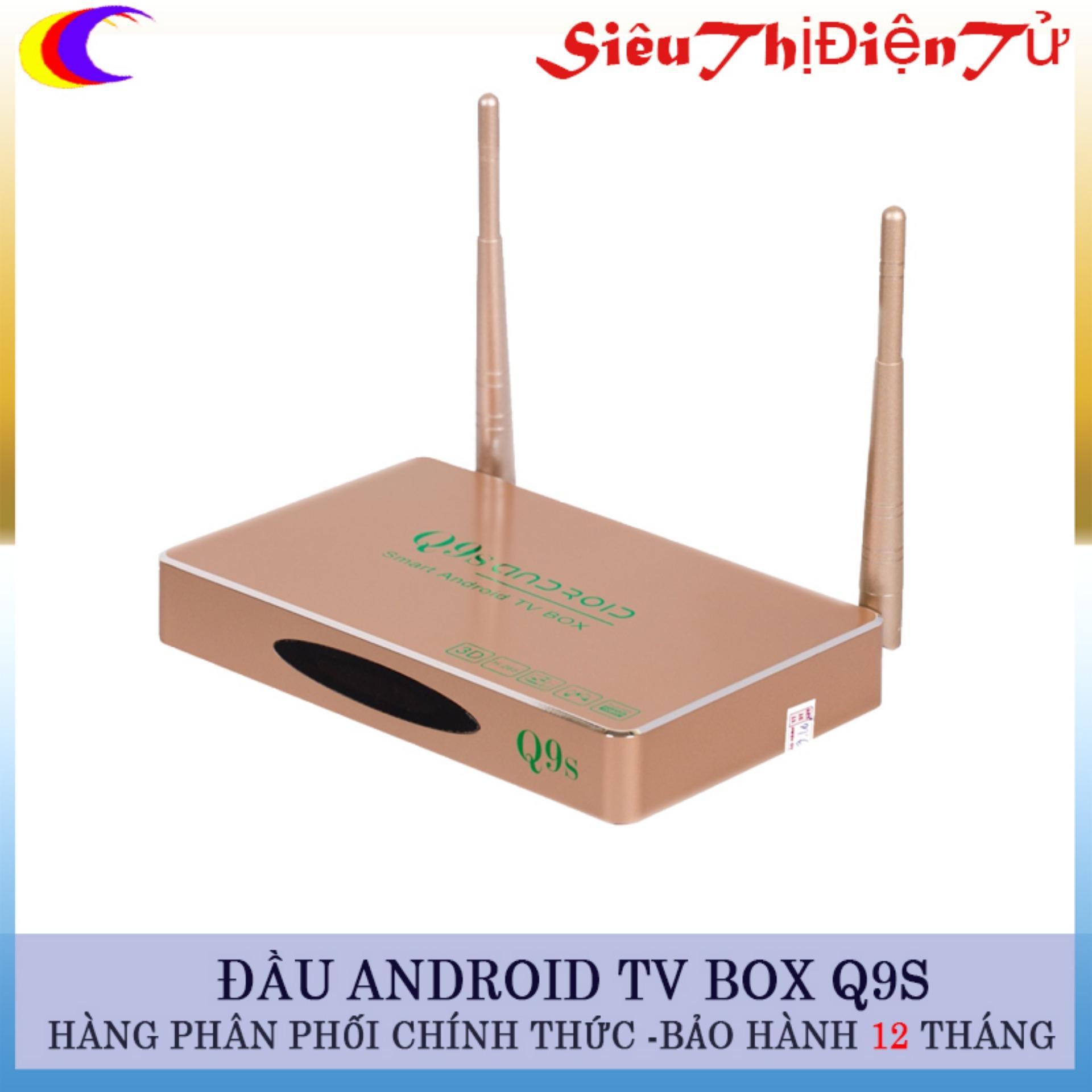 Hình ảnh ĐẦU THU ANDROI TV BOX Q9S loại 1