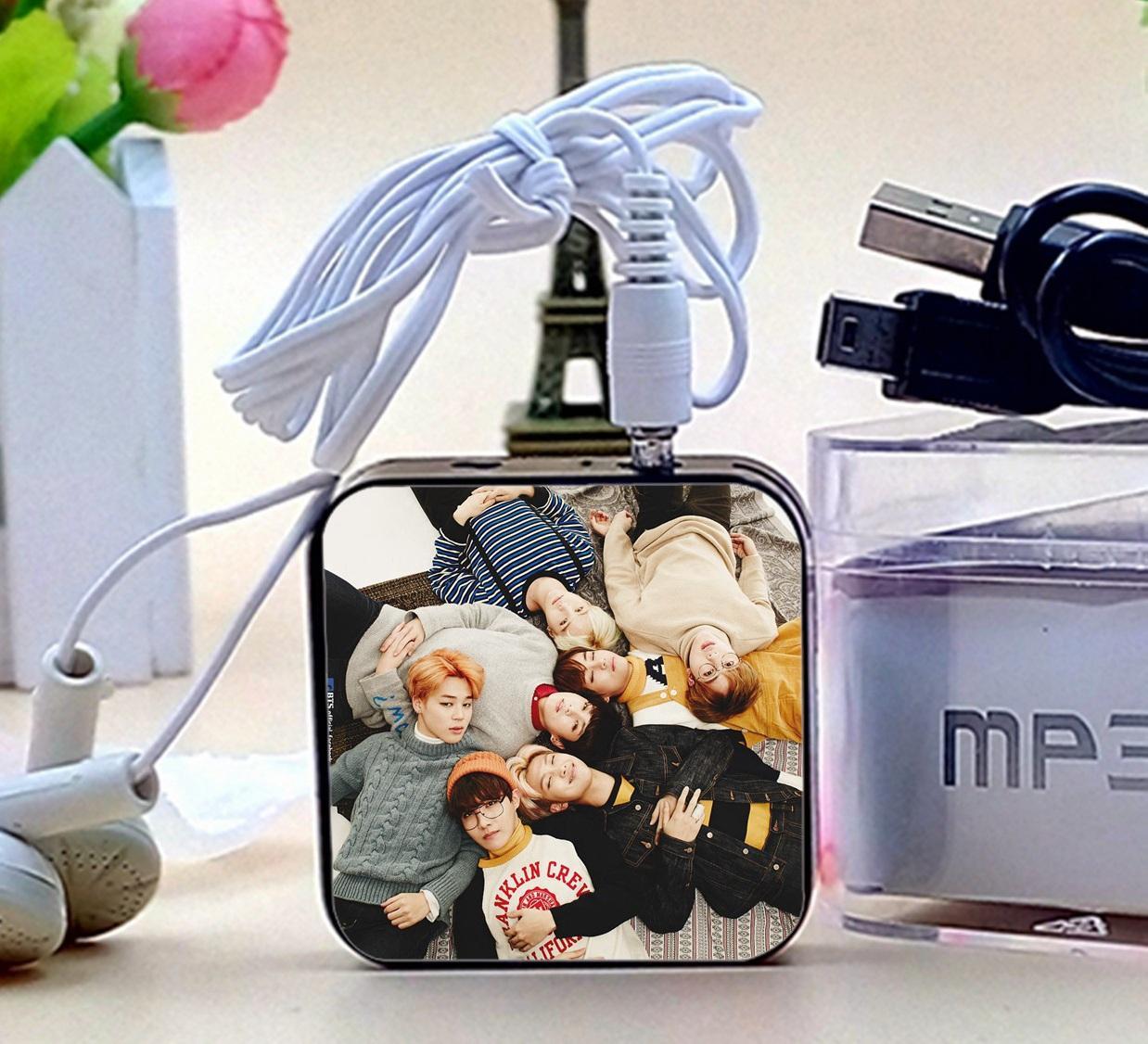 Hình ảnh Máy nghe nhạc BTS MP3-012