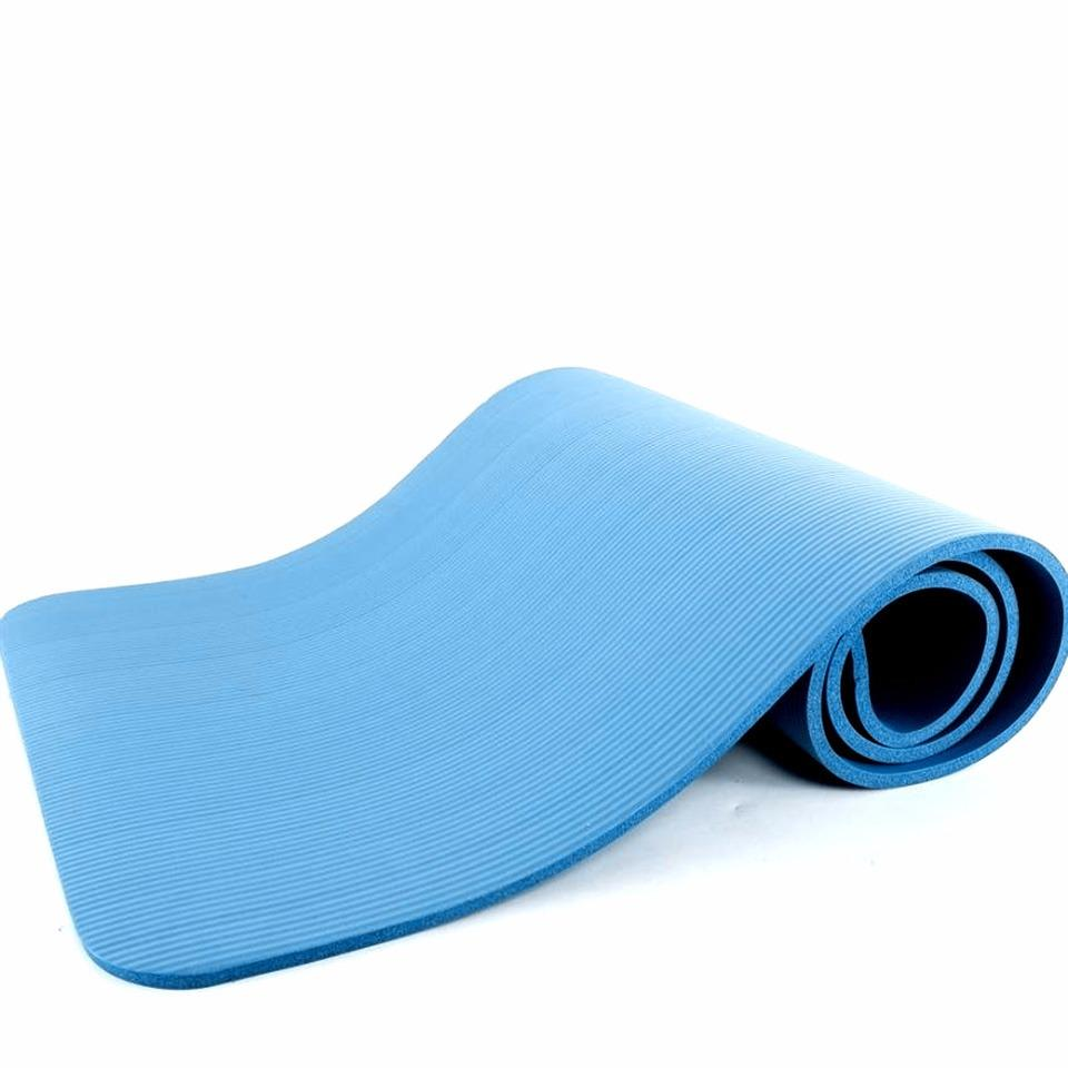 Hình ảnh Thảm Tập Yoga Siêu Bền Loại Dày 10mm