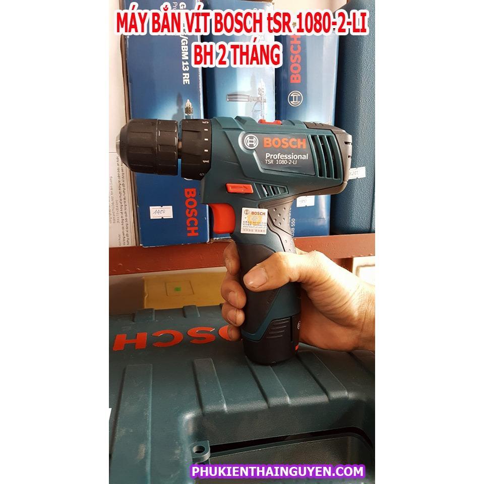 Máy Khoan, Bắn và Tháo Vít 2 Pin 10.8V (Tặg Giá ĐT Heo Xih,Lưỡi Dorco)