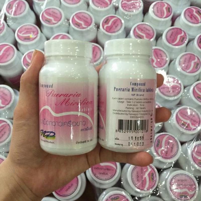 Thuốc nở ngực thái lan nhập khẩu