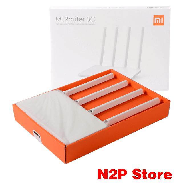 Giá Bán Bộ Phat Wifi Xiaomi Router 3C 4 Anten Gen 3C Bản Quốc Tế Rẻ Nhất