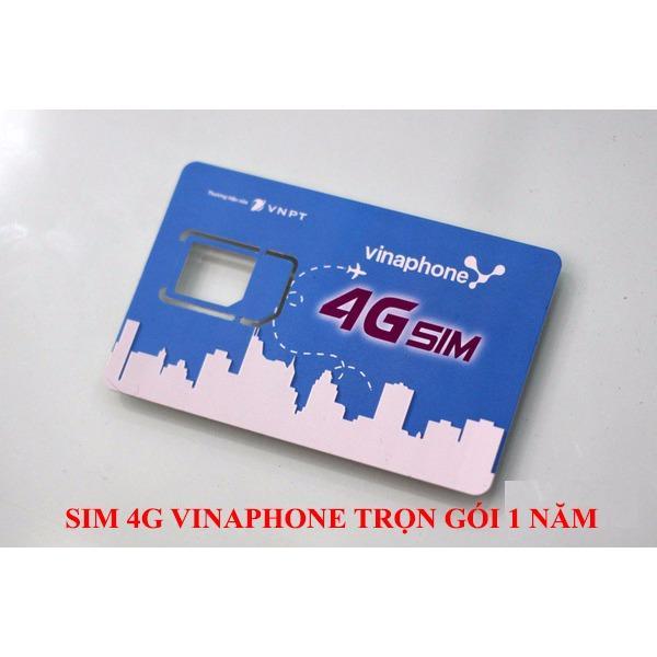 Mua Sieu Sim 3G 4G Vinaphone 5 5Gb 1 Thang Trọn Goi 1 Năm Khong Nạp Tiền Vinaphone Nguyên