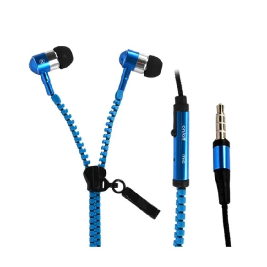 Hình ảnh Tai nghe Cao cấp Zipper khóa kéo chống rối (màu sắc ngẫu nhiên)