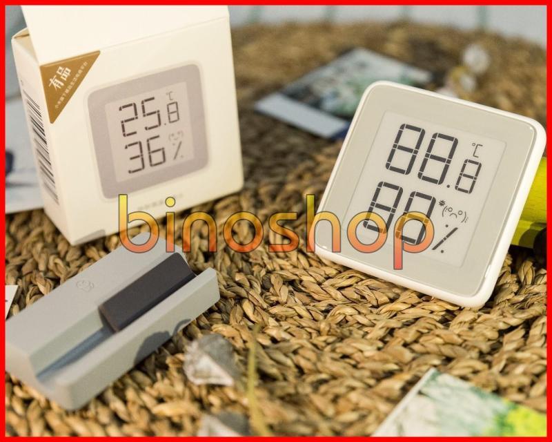 Nhiệt kế điện tử đo nhiệt độ, độ ẩm Xiaomi MIAOMIAOCE bán chạy