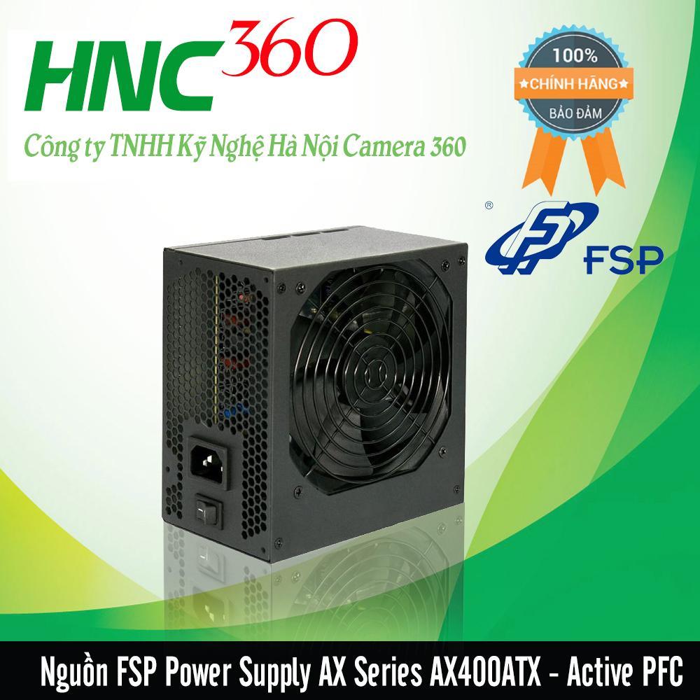 Ôn Tập Nguòn Fsp Power Supply Ax Series Ax400Atx Active Pfc Fsp Trong Hà Nội