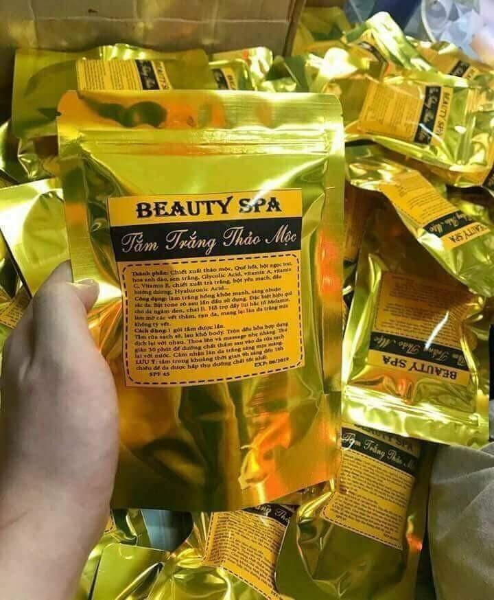 Tắm trắng Beauty spa 1