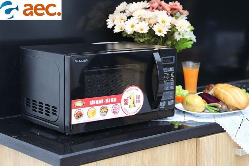 Bảng giá Lò vi sóng có nướng Sharp R-G273VN-B Điện máy Pico