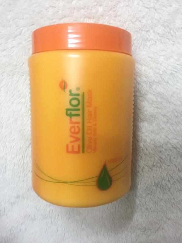 Hấp tóc Everflor Treatment vàng 1000ml nhập khẩu