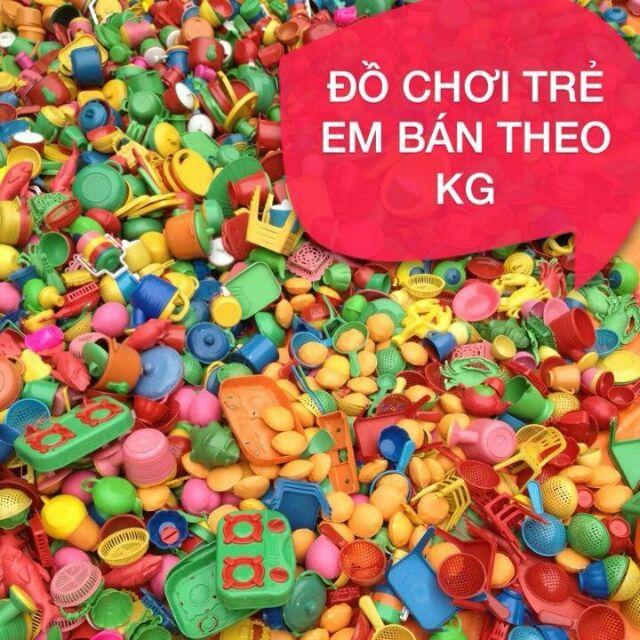 Hình ảnh Combo 3kg đồ chơi và card 10k