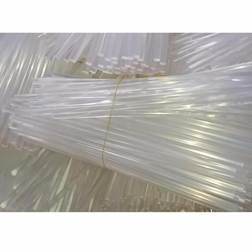 Hình ảnh Bộ 100 thanh keo nến nhỏ dài 25cm