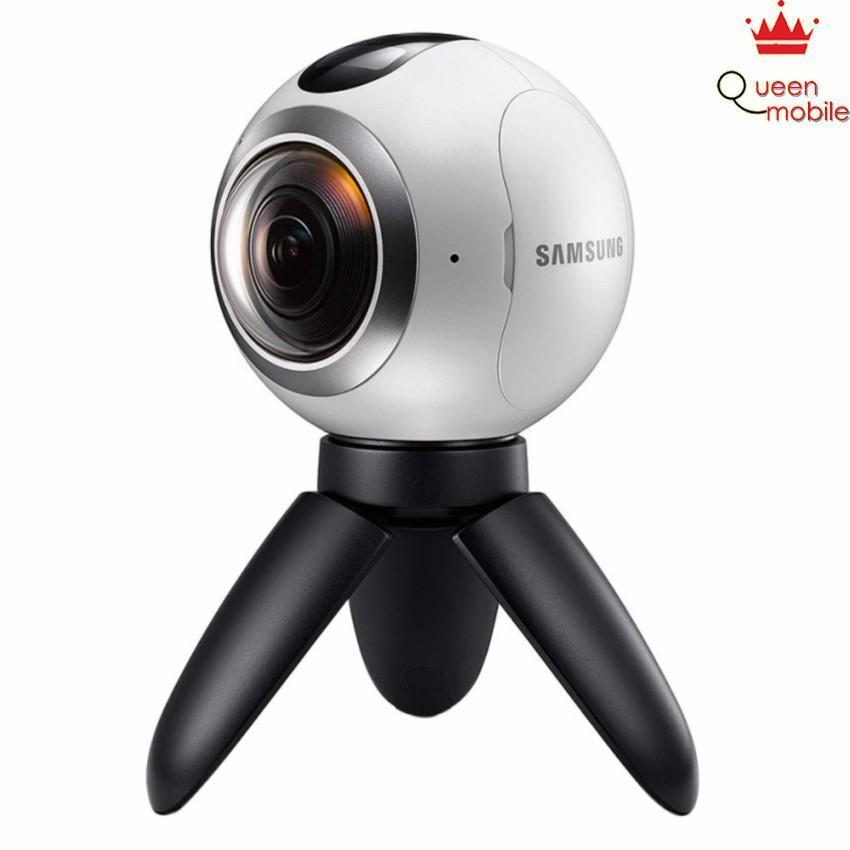 Máy chụp ảnh 360 độ Samsung Gear 360 SM-C200 – Review và Đánh giá sản phẩm