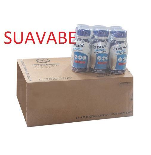 Bán Thung 24 Sữa Nước Ensure Vani 237Ml Bình Dương Rẻ