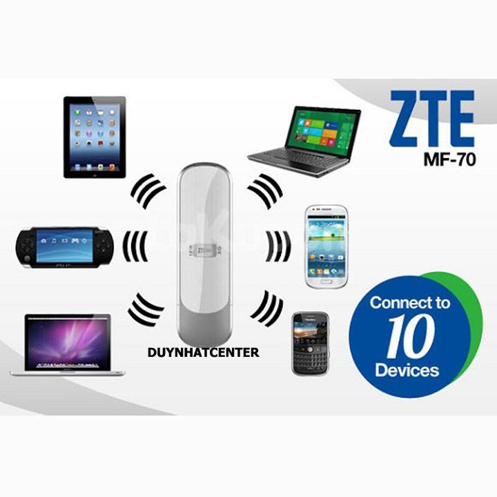 Hình ảnh Bộ Phát WIFI Di Động 3G 4G MAXIS MF70 - HÃNG PHÂN PHỐI CHÍNH THỨC - TẶNG SIM 4G VIETTEL 62GB