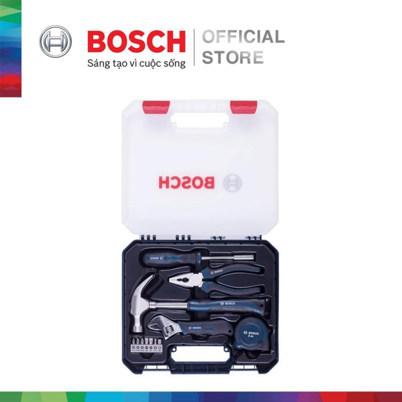 Bộ dụng cụ đa năng Bosch 12 món