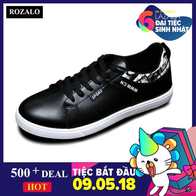 Mã Khuyến Mại Giay Sneaker Nam Rozalo Rmg2639 Rozalo