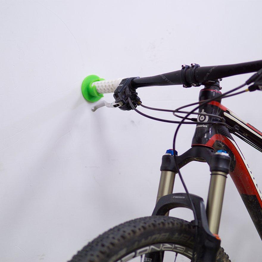 Anext Ukuran Kecil Sepeda Parkir Grip Stand MTB Sepeda Gunung Balap Dinding Rak Parkir