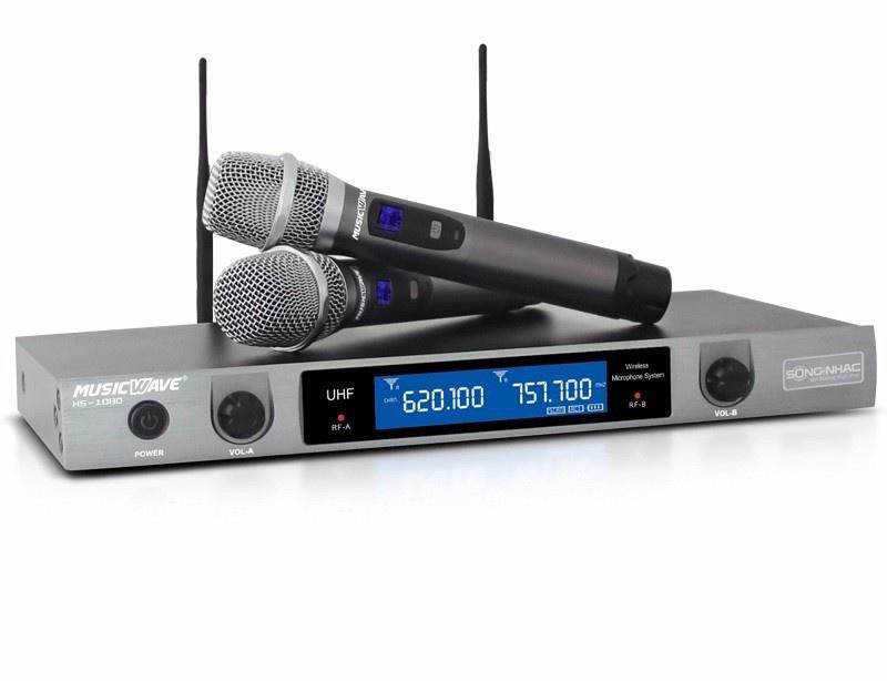 Micro không dây MusicWave HS-1080 2