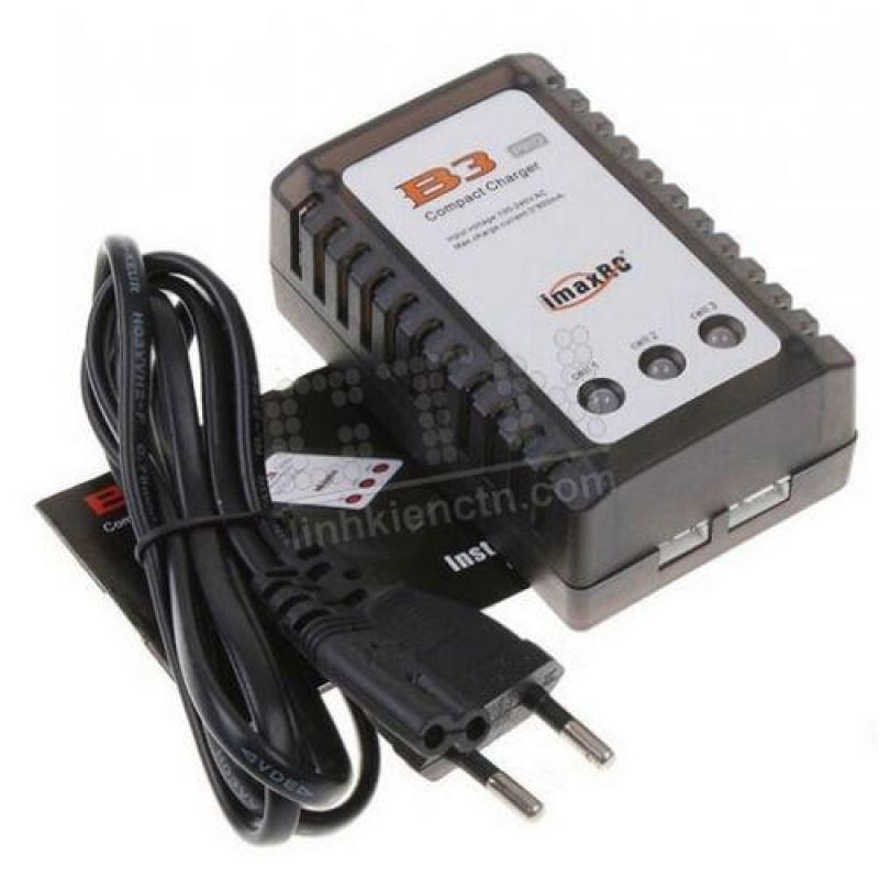 Bộ Sạc Pin Lipo 2s và 3s Imax RC B3 Pro