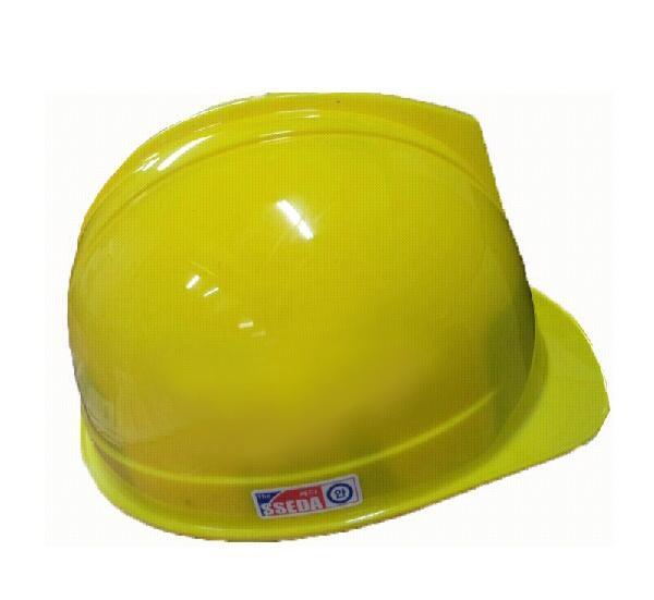 Mũ bảo hộ SSEDA màu vàng chanh | mũ bảo hộ lao động Hàn Quốc | mũ bảo hộ công trường | Mũ kĩ sư