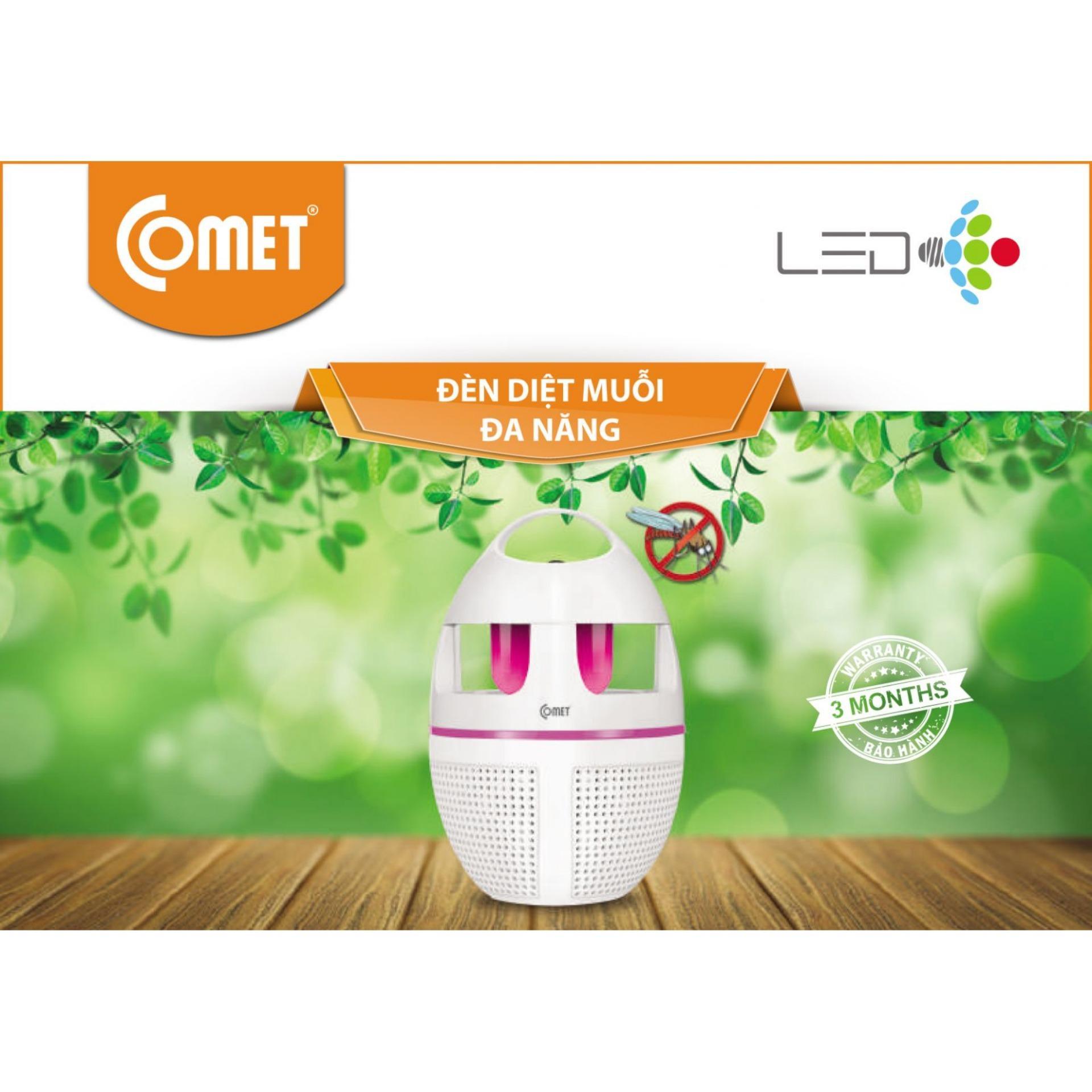 Đèn Bắt Muỗi Comet CM048- Better Shop