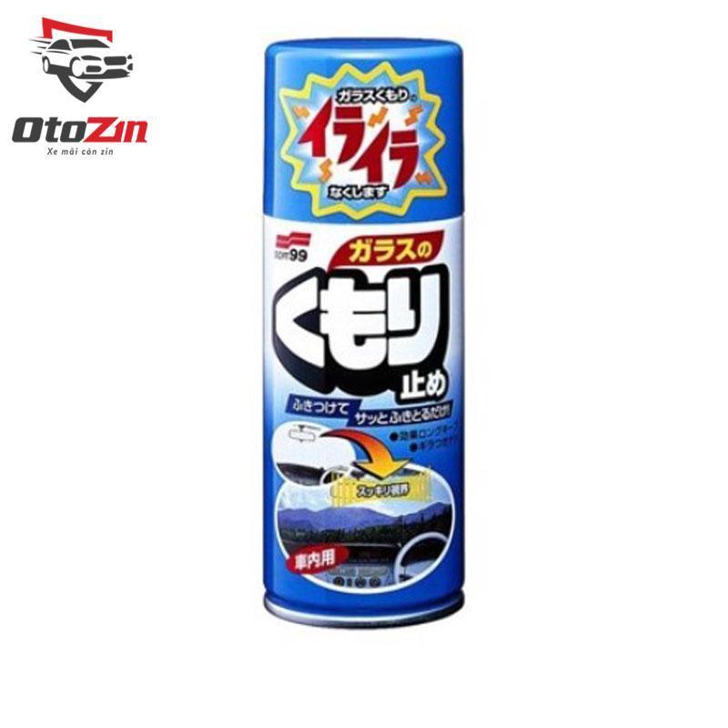 Chai Xịt Chống Sương Mù Kính Ô Tô Anti-Fog Spray G-28 Soft99 | Japan