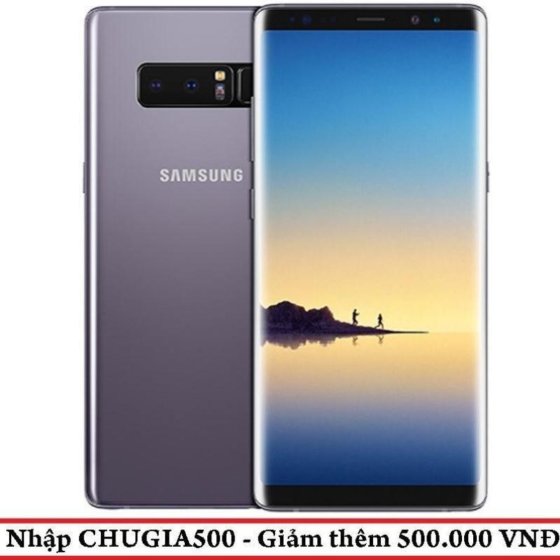 Samsung Galaxy Note 8 (Tím Khói)-Hãng phân phối chính thức