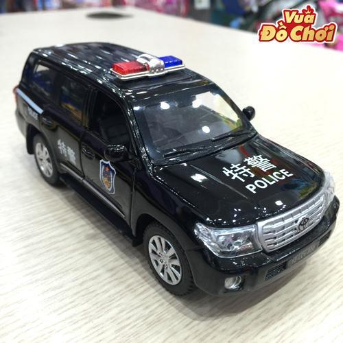 Hình ảnh Mô hình xe cảnh sát 32132