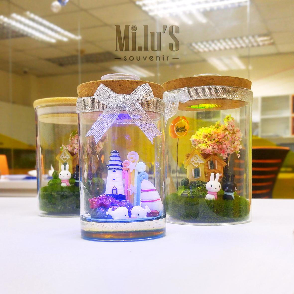 Cửa Hàng Bán Lọ Thủy Tinh Trang Tri Tiểu Cảnh Biển Cả Handmade Quà Tặng Sinh Nhật