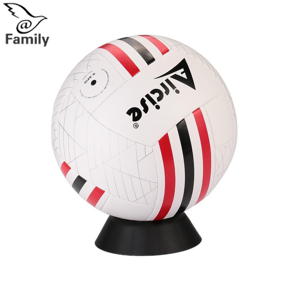 Đánh giá BigFamily:Football Baseball Rugby Soccer Ball Base Stand Display Rack Holder Color Random