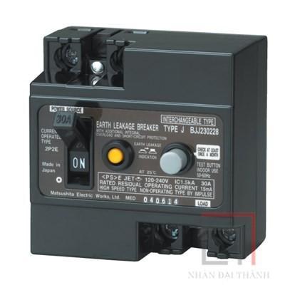 CB chống giật Panasonic ELB 30A-BJJ23022-8 15mA