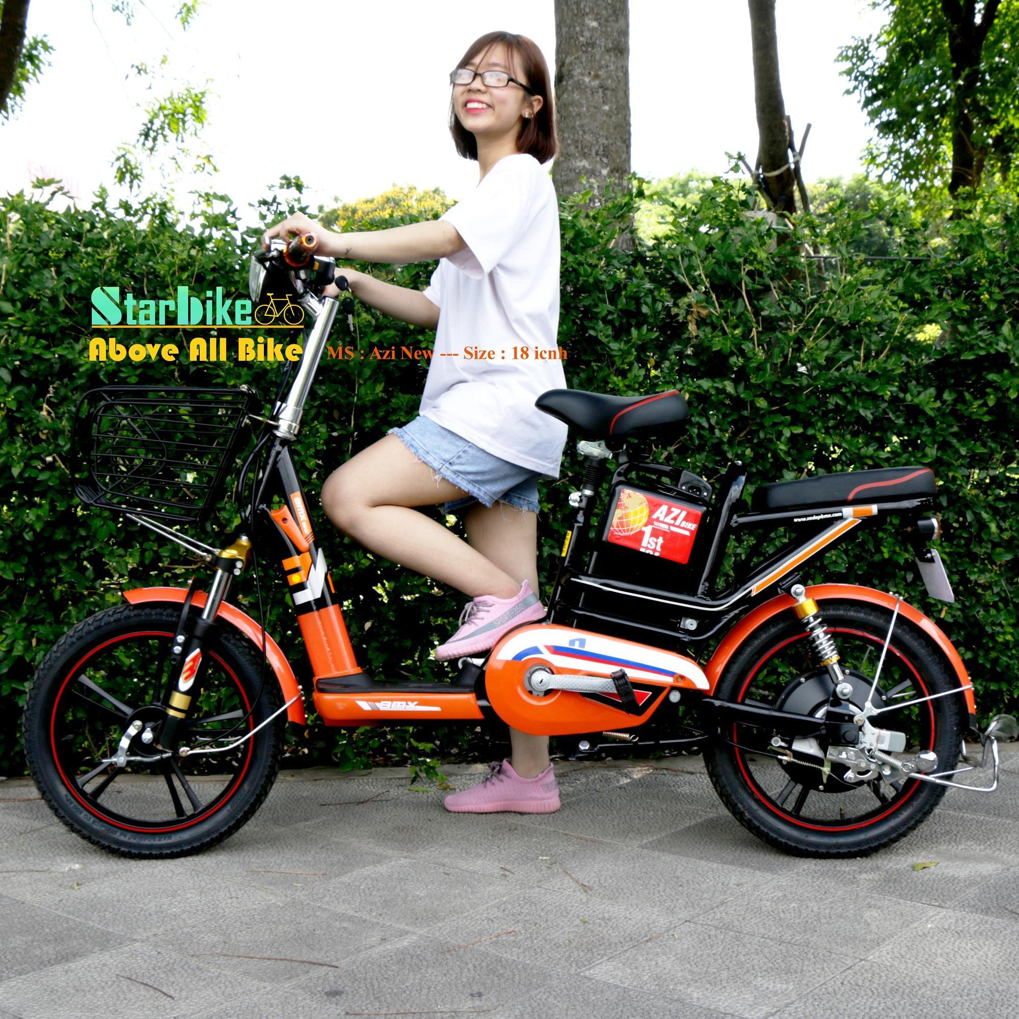 Xe đạp điện bánh mâm