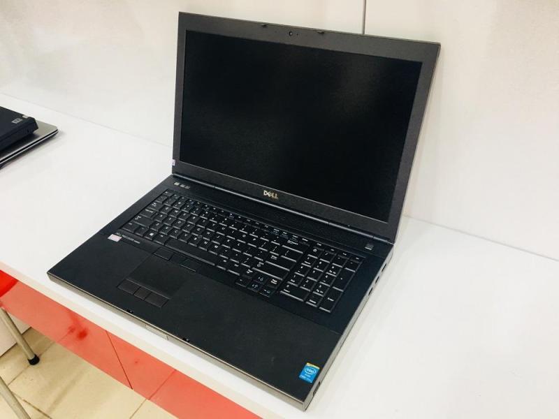 BÁN TRẢ GÓP- MÁY TRẠM CHUYÊN ĐỒ HỌA -DELL Precision M6700 (Core i7-3720QM, 8Gb, HDD 500G, VGA Quadro K3000M, 17.3″ Full HD)