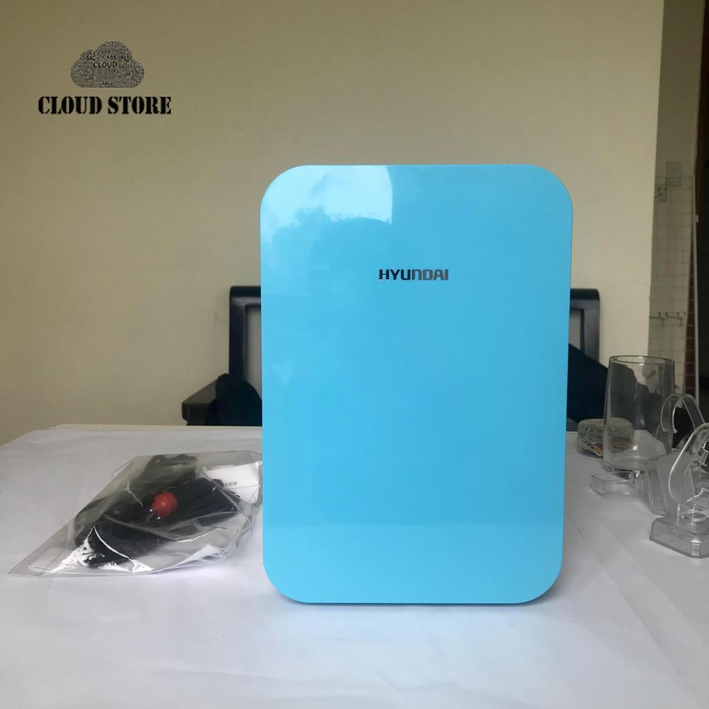 Hình ảnh Tủ lạnh mini 2 chiều 6L sử dụng đi dã ngoại