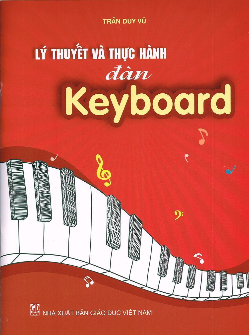 Mua Lý Thuyết Và Thực Hành Trên Đàn Keyboard