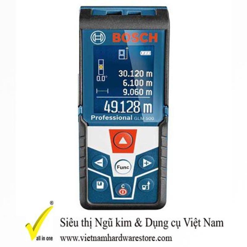 Máy đo khoảng cách GLM 500, 0601072HK0, Bosch