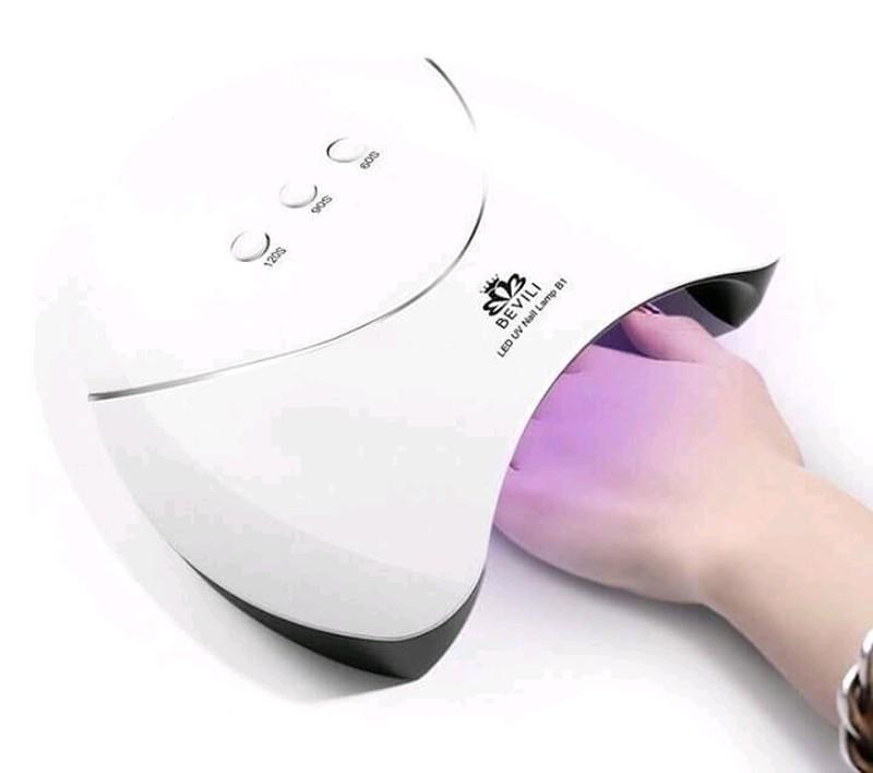 Hình ảnh Máy sấy hơ gel móng tay Bevili UV/LED 36W