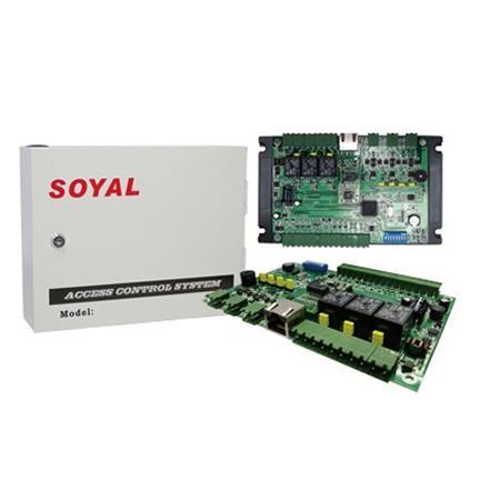 Hình ảnh SOYAL AR-721E Bộ kiểm soát trung tâm 2 cửa dùng thẻ từ