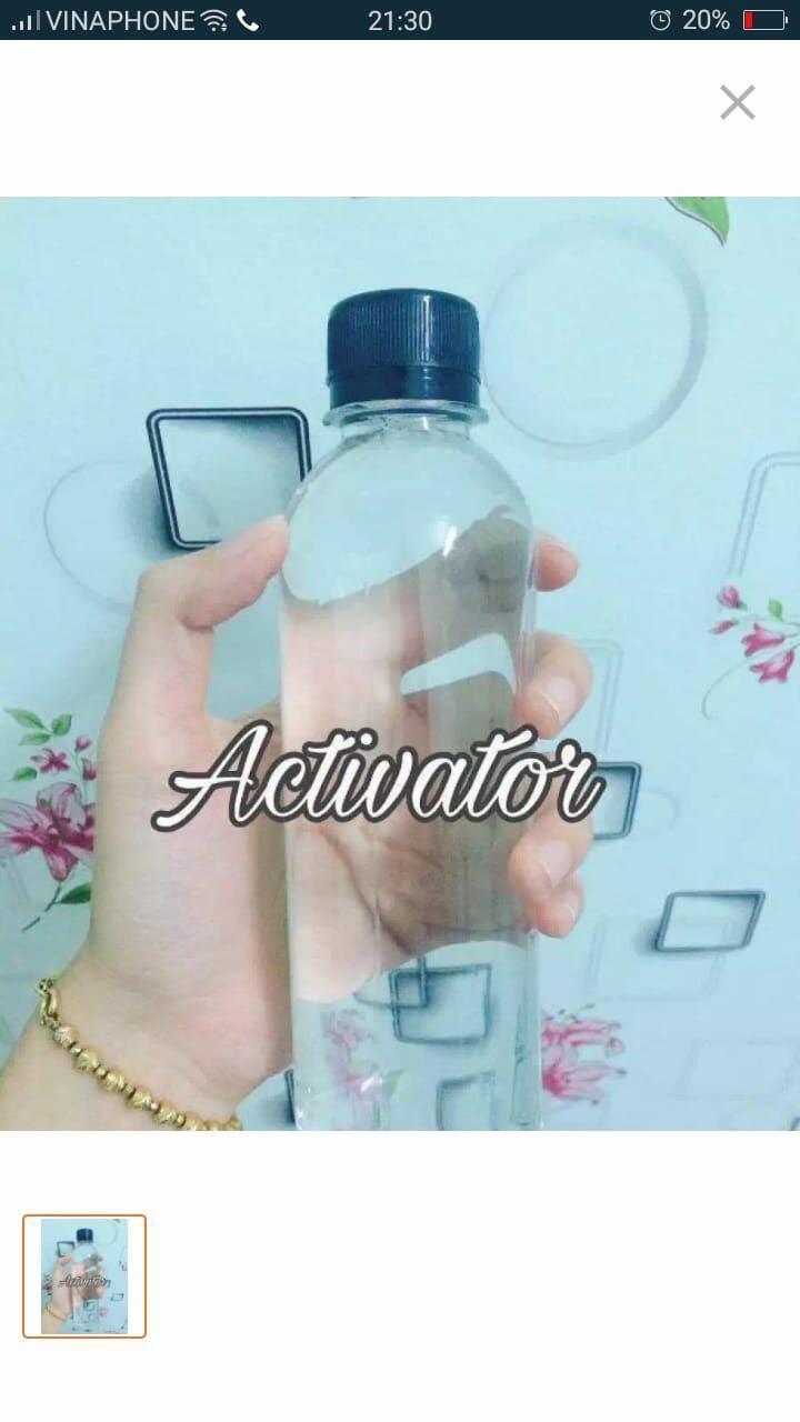 Hình ảnh Activator pha sẵn- Dung Dịch Làm Đông Làm Slime