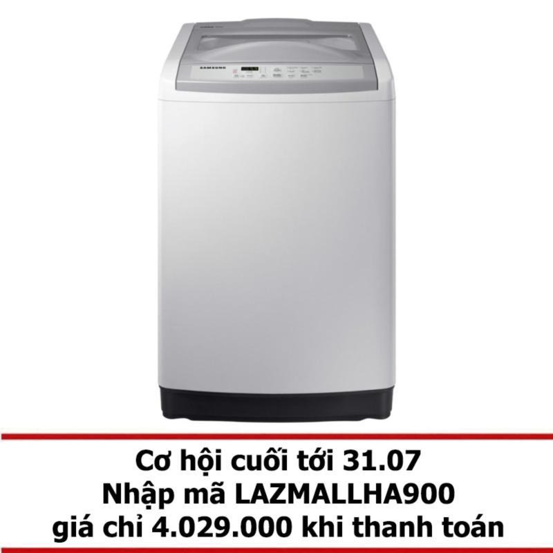 Máy Giặt Cửa Trên Samsung WA90M5120SG/SV 9kg.